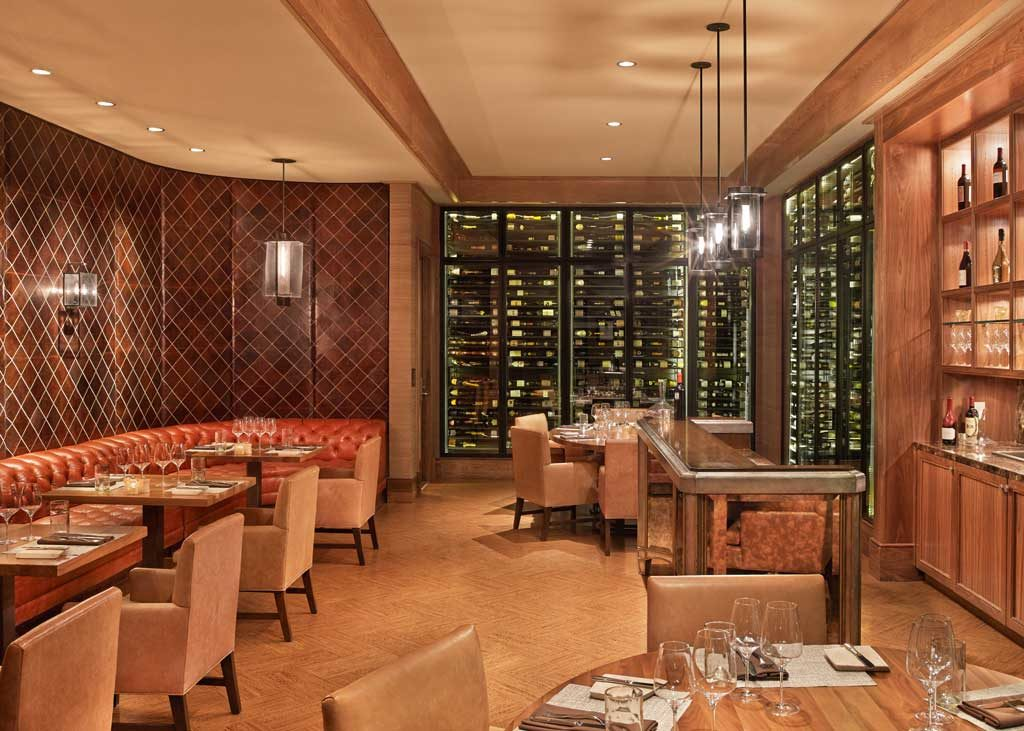 The St. Regis Deer Valley Wine Vault