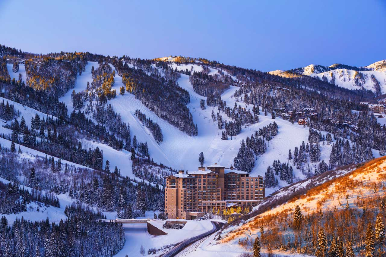 Exterior View of The St. Regis Deer Valley