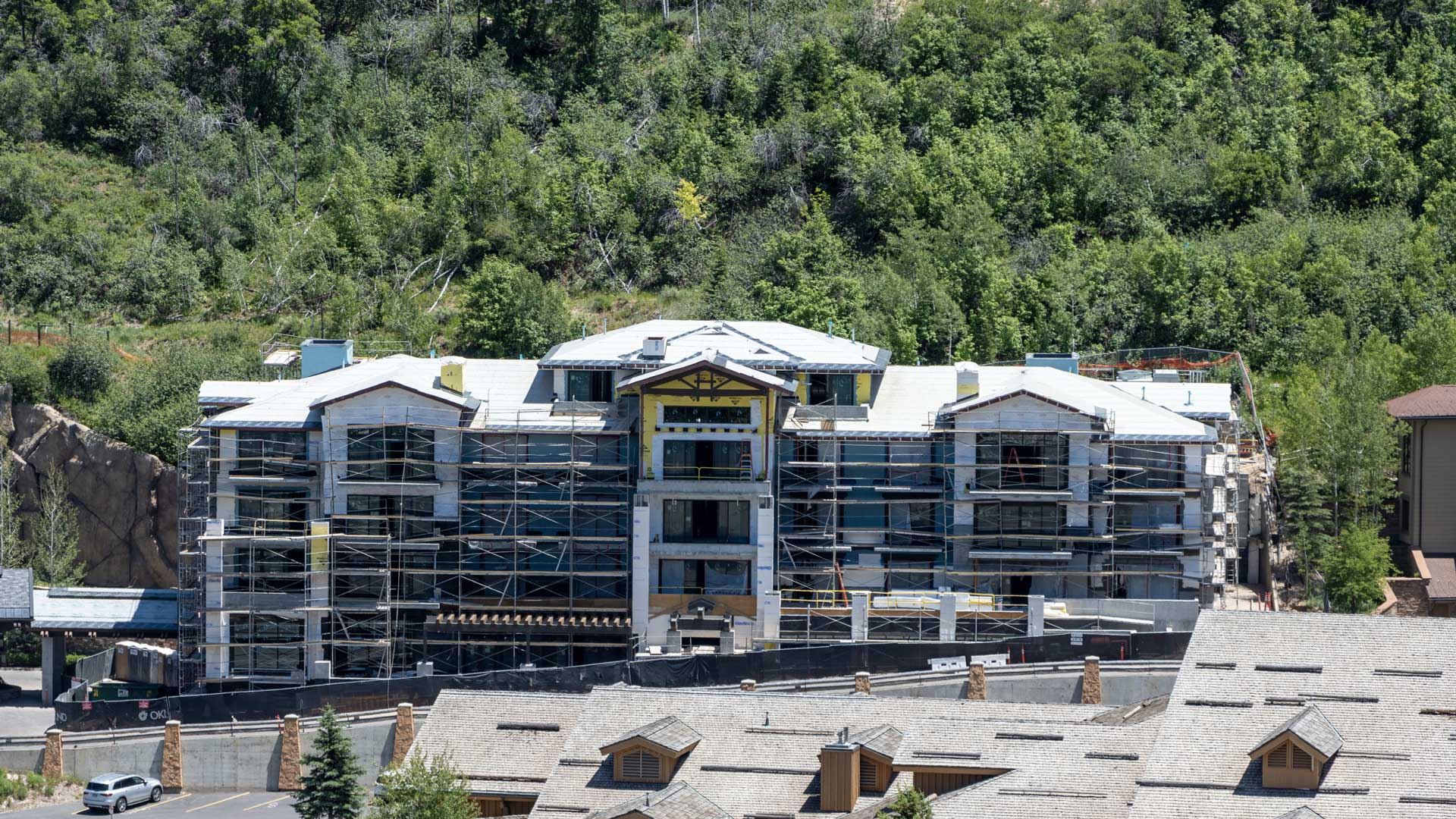 The Residences at The St. Regis Deer Valley | Snow Park - June 7, 2020 Construction Update by Eric Schramm